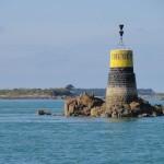 Ile de Bréhat depuis Saint Malo