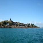 Chausey depuis Saint Malo