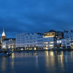Jersey - Guernesey depuis Saint Malo