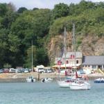 La Rance depuis Saint Malo