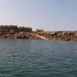 Le plateau des Minquiers depuis Saint Malo