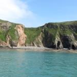Sark depuis Saint Malo