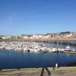 Port des Bas Sablons de Saint Malo